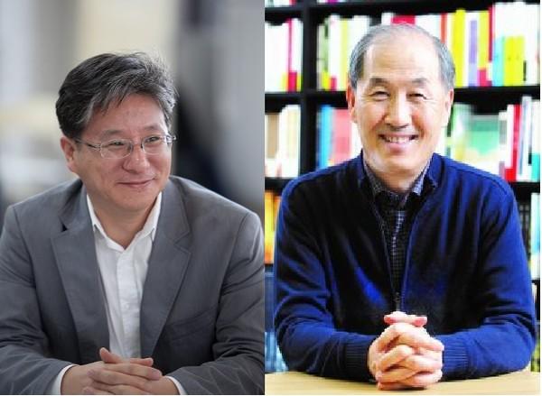 성산생명윤리연구소 소장 이명진(좌) / 한국기독교생명윤리협회 상임대표 이상원(우)
